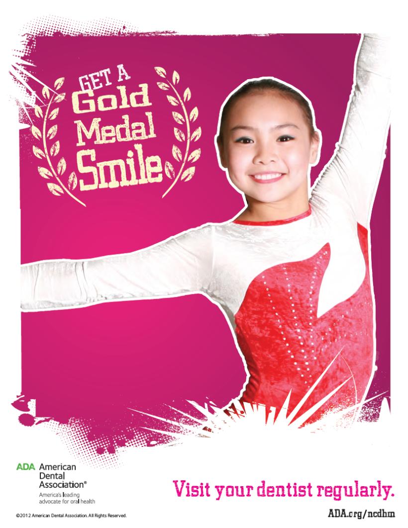 Gold Medal Smile Skater