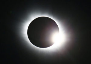 Total Solar Eclipse 2015